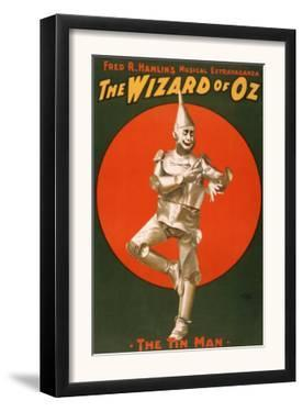 The Tin Man from The Wizard of Oz