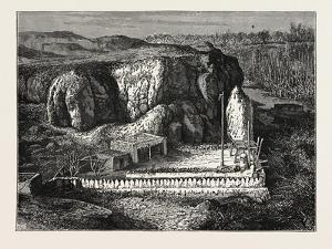 The Tomb of Saint Daniar-Palvan, Near Samarcand