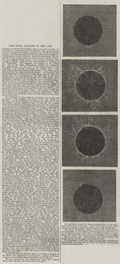 The Total Eclipse of the Sun