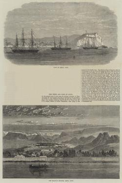 The Town and Port of Arica