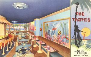 The Tropics Cocktail Lounge, Kansas City, Missouri