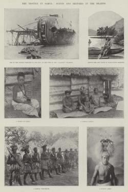 The Trouble in Samoa, Scenes and Sketches in the Islands