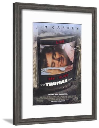 The Truman Show--Framed Masterprint