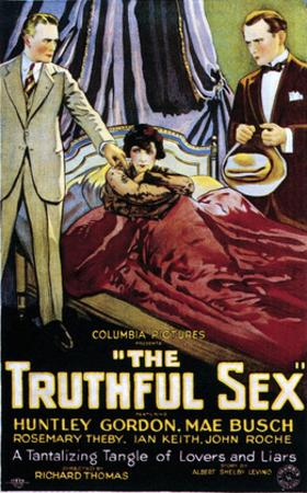 The Truthful Sex - 1926