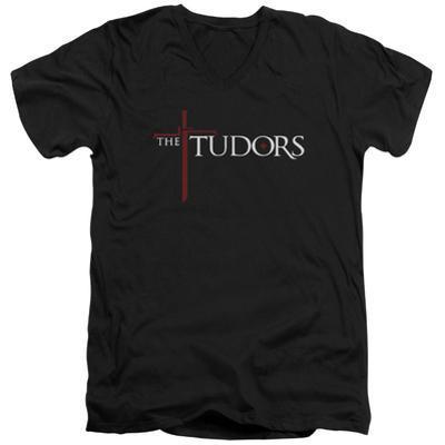 The Tudors - Logo V-Neck