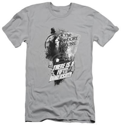 The Twilight Zone - Fifth Dimension (slim fit)