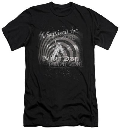 The Twilight Zone - I Survived (slim fit)