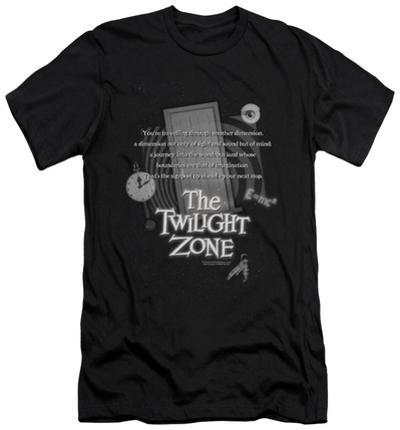 The Twilight Zone - Monologue (slim fit)