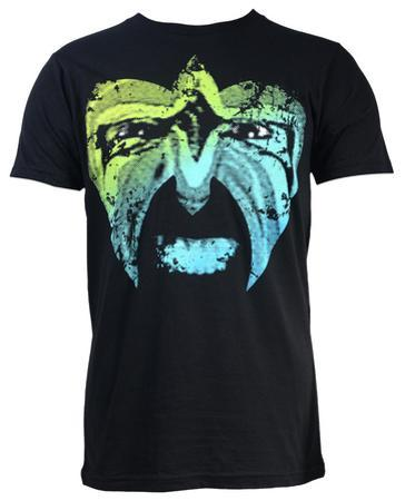 The Ultimate Warrior - Rage Face (slim fit)