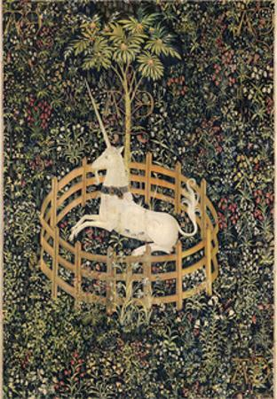The Unicorn in Captivity, between circa 1495 and circa 1505