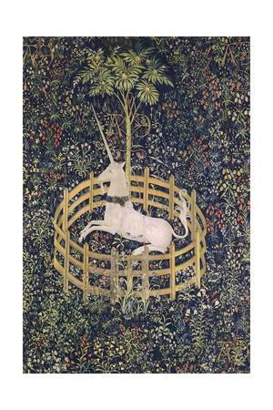 Perfect The Unicorn In Captivity Tapestry Part 30