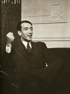 The Union Leader Lombardo Toledano