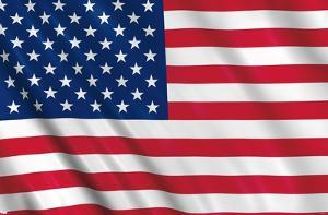 The United States Of America - Flag