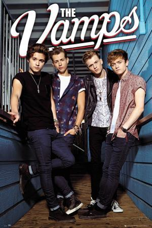 The Vamps - Standing