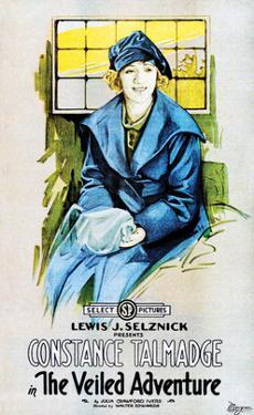 The Veiled Adventure - 1919