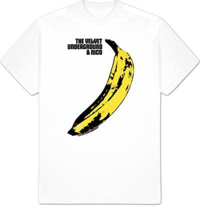 The Velvet Underground - Banana White