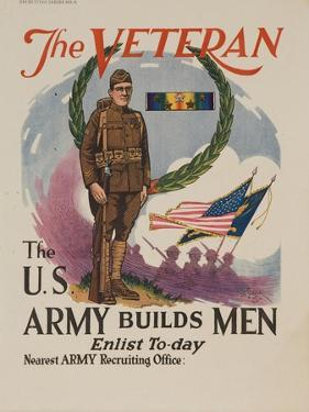The Veteran: the U.S. Army Builds Men