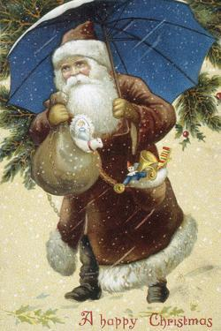 Father Christmas II by The Victorian Collection