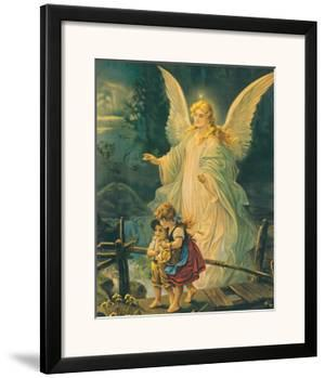 The Guardian Angel by The Victorian Collection