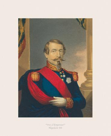 Vive l'Empereur Napoleon III by The Victorian Collection