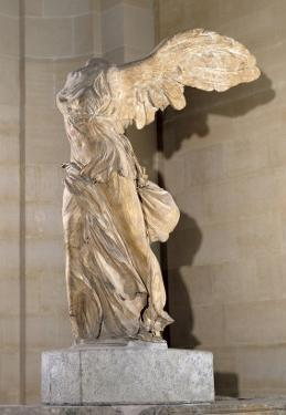 The Victory of Samothrace (Parian Marble)