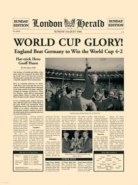 1966 World Cup by The Vintage Collection