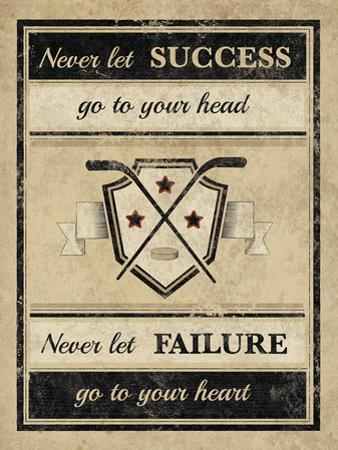 Athletic Wisdom - Success by The Vintage Collection