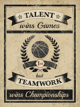 Athletic Wisdom - Team by The Vintage Collection