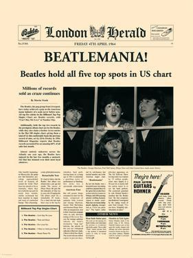 Beatlemania! by The Vintage Collection