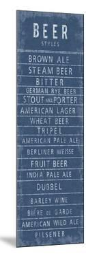Beer Styles by The Vintage Collection