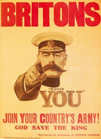 Britons: Your Country Needs You!