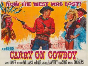 Carry on Cowboy by The Vintage Collection