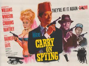 Carry on Spying by The Vintage Collection