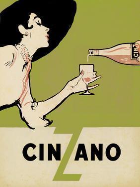 Cinzano - Citrus by The Vintage Collection