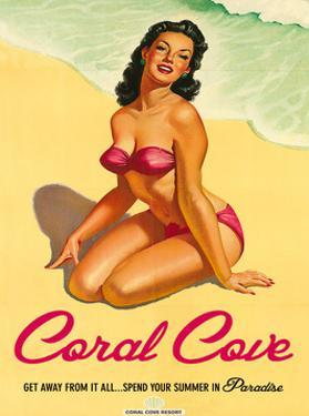 Coral Cove by The Vintage Collection