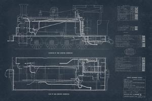 Diagram for Tank Engines II by The Vintage Collection