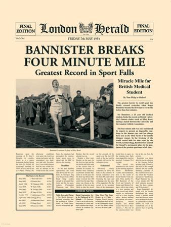 Four Minute Mile