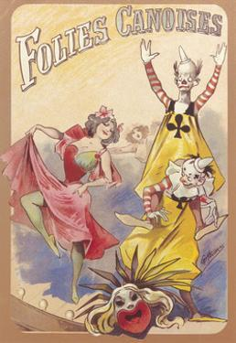 Gaiety Girls, Folies Canoises by The Vintage Collection