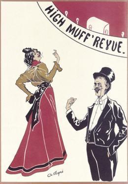 Gaiety Girls, High Muff Revue by The Vintage Collection