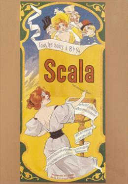 Gaiety Girls, Scala by The Vintage Collection
