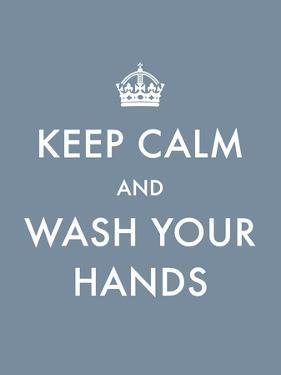 Keep Calm - Wash by The Vintage Collection