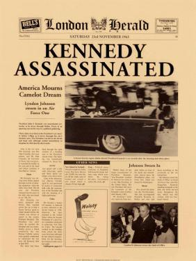 Kennedy Assassinated by The Vintage Collection