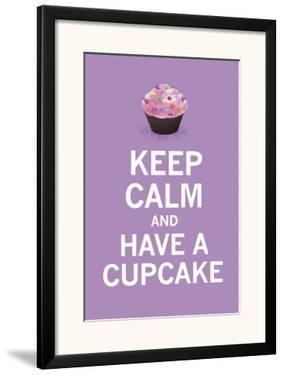 Lavender Cupcake by The Vintage Collection
