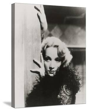 Marlene Dietrich III by The Vintage Collection