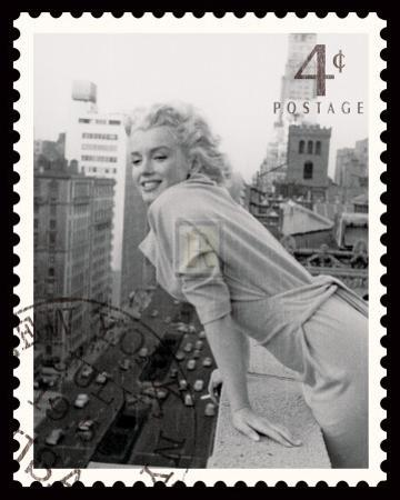 Movie Stamp I by The Vintage Collection