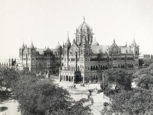 Mumbai CST by The Vintage Collection