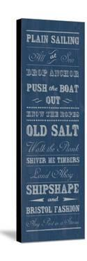Plain Sailing by The Vintage Collection
