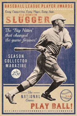 Play Ball by The Vintage Collection