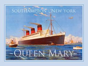 Queen Mary by The Vintage Collection