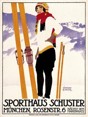 Sporthaus Schuster Munich by The Vintage Collection